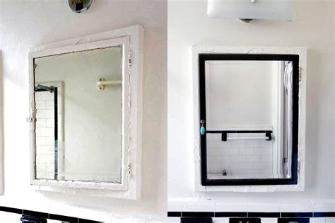 how to install bathroom medicine cabinet diy build recessed medicine cabinet bar cabinet