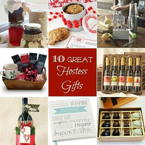 my top 10 hostess gift ideas celebrations at home