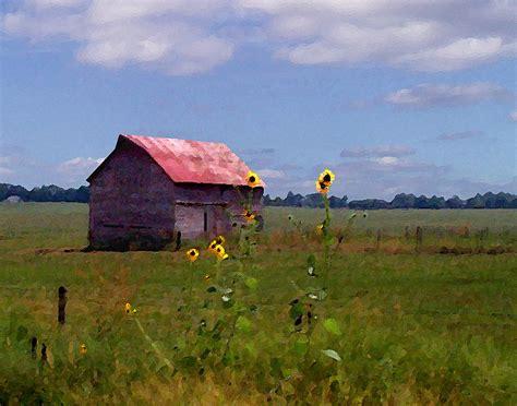 Buy Duvet Cover Online Kansas Landscape Photograph By Steve Karol