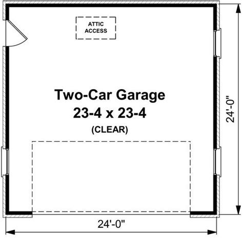 garage floor plan 0 bedroom 0 bath house plan alp 05na allplans com