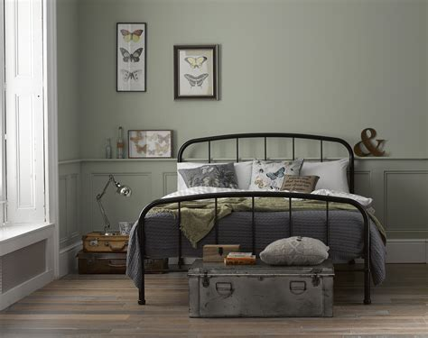 black metal bed frame dreams westbrook classic black metal bed frame dreams
