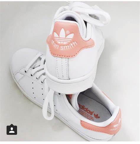 adidas stan smith light pink shoes stan smith style adidas white pink