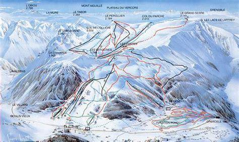 Office Plus by Guide De Station De Ski De Alpe Du Grand Serre Carte