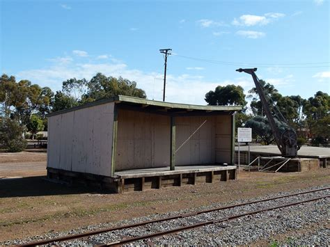 Railway Shed by Brookton Western Australia Brookton Photos By Mingor