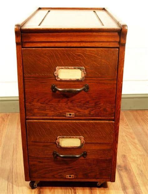 Vintage Filing Cabinet Uk Antique Oak 2 Drawer Filing Cabinet 129016 Sellingantiques Co Uk