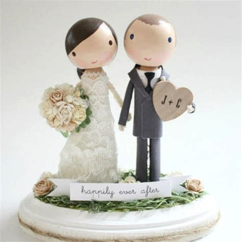Wedding Banner Cake Topper by 10 Best Wedding Cake Toppers For 2018 Wedding