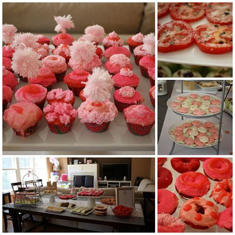 Pink Baby Shower Foods by Food For Baby Shower Baby Shower Recipes