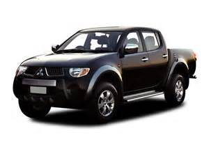 Mitsubishi L200 Fuel Consumption Diesel New Mitsubishi L200 Cab Di D Trojan 4wd 175bhp