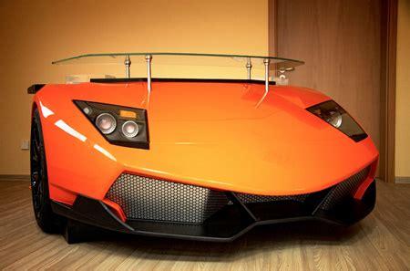 Lamborghini Bed by Lamborghini Desk