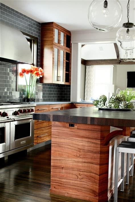 Horizontal Grain Kitchen Cabinets Beautiful Wood Kitchen Cabinets Horizontal Grain Kitchen Design Beautiful