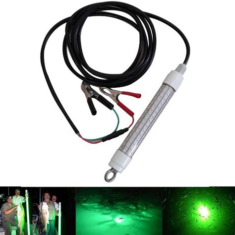 underwater green led fishing lights 12v green underwater led fishing light night boat attracts