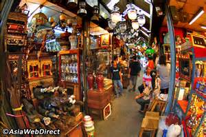 thai crafts in bangkok