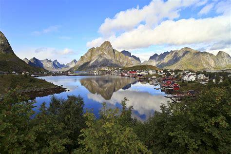 lofoten islands norway switchback travel