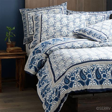 home decor jaipur silkscreen bedding