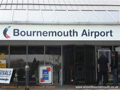 bureau de change bournemouth bournemouth airport