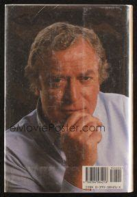 Michael Caine Whats It All About Book And Dvd Collection 3z184 michael caine signed hardcover book 92 on his
