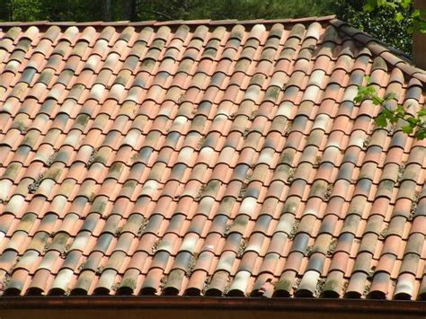 Terracotta Tile Roof Terracotta Tile Roof Pattern Pinterest