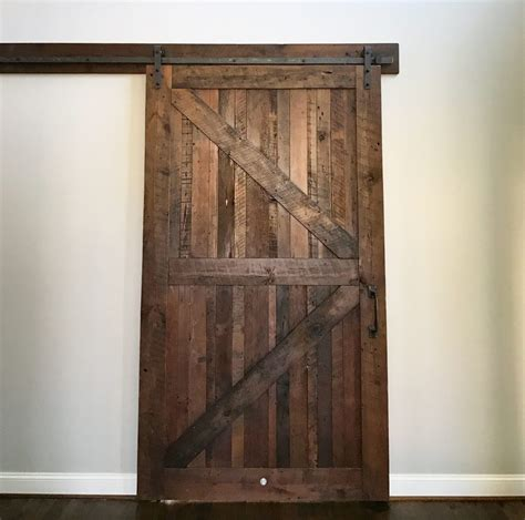 Salvaged Barn Doors Reclaimed Wood Barn Doors Baltimore Md Sandtown Millworks