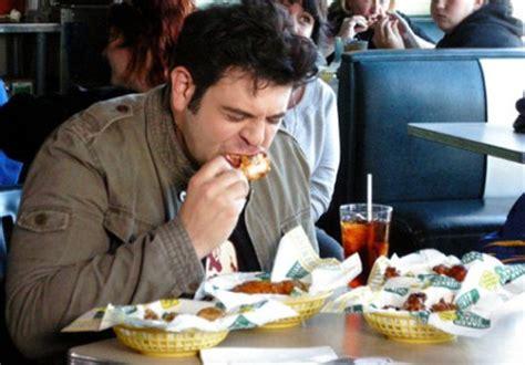 Atomic hot wings man vs food denver