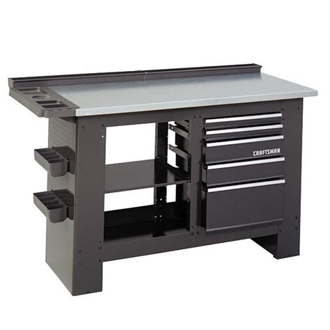 craftsman work bench craftsman 65928 5 drawer workbench sears outlet