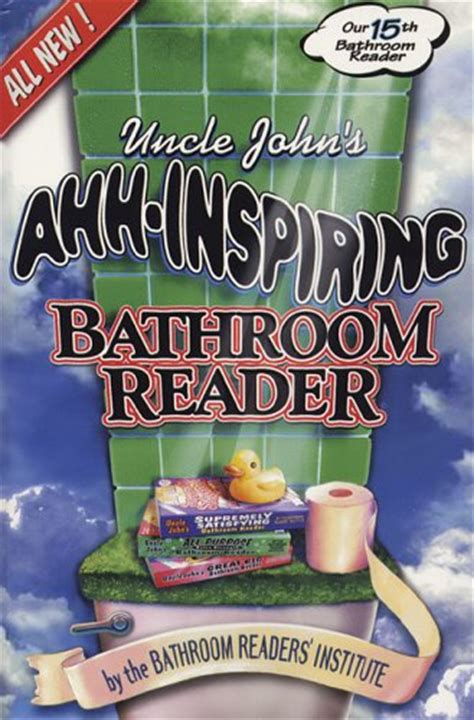 uncle john bathroom reader uncle john s bathroom reader series new and used books