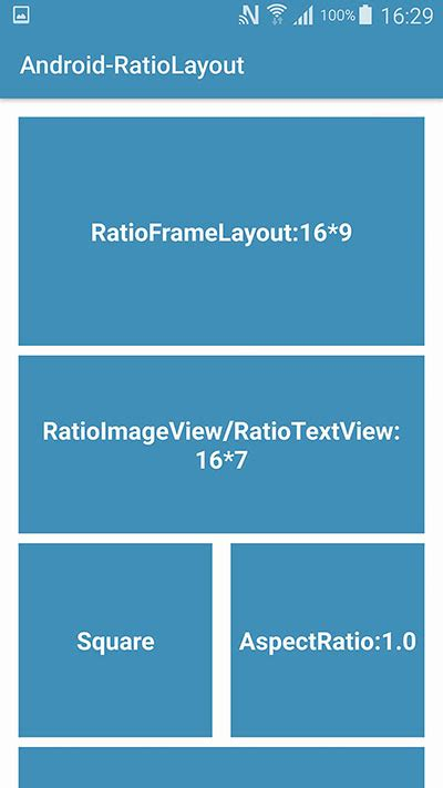 android layout width github hiaraus android ratiolayout this is a specified proportion to the size of the