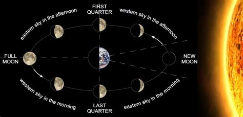 diagram of moon phases new moon in pisces solar eclipse on equinox