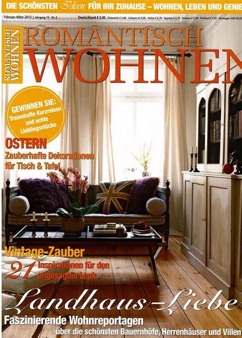 Romantisch Wohnen Zeitschrift by Top 10 Design Magazine In Deutschland Wohn Designtrend