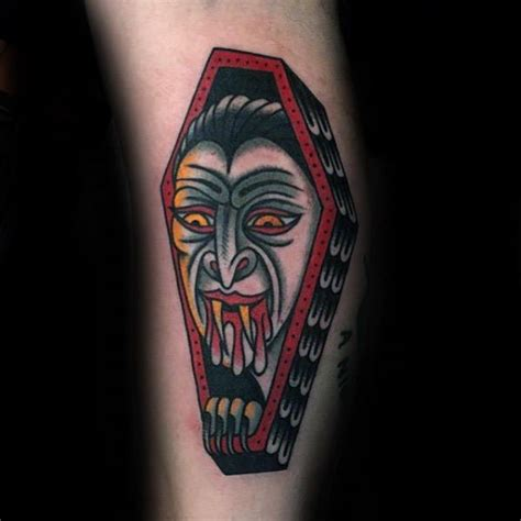 dracula tattoo 40 dracula designs for blood
