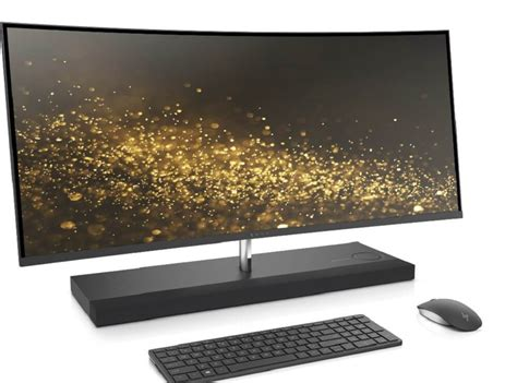 all in one pc mattes display the hp envy is an all in one pc with a 34 inch