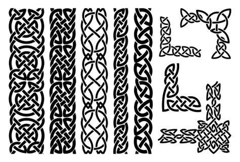 celtic pattern ai celtic border illustrator 187 designtube creative design