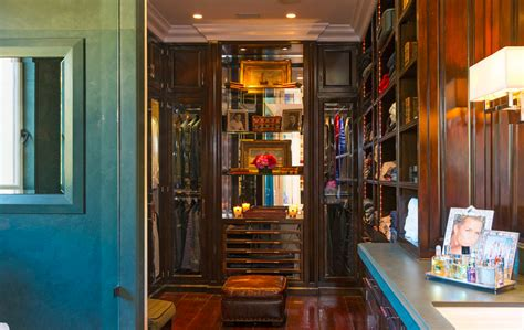 Celebrity Homes Interior Yolanda And David Foster List Custom Malibu Estate For 27