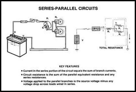 basic electrical circuits series parallel autohex diagnostic scanner and automotive repair basics