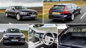 Volvo Uk 2017 Volvo V90 Uk Spec Caricos