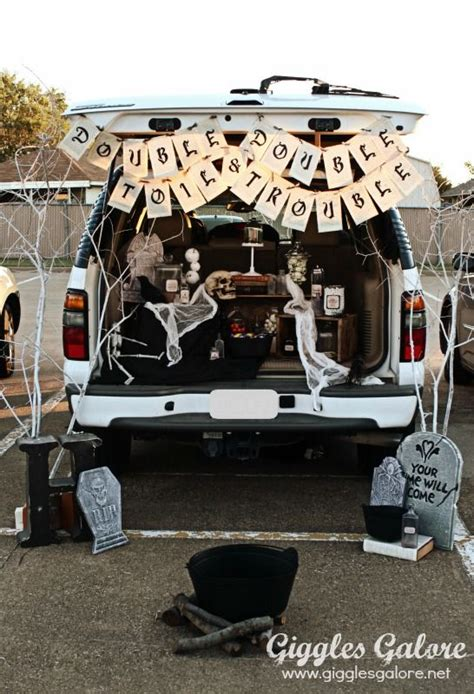 94 best images about trunk or treat on
