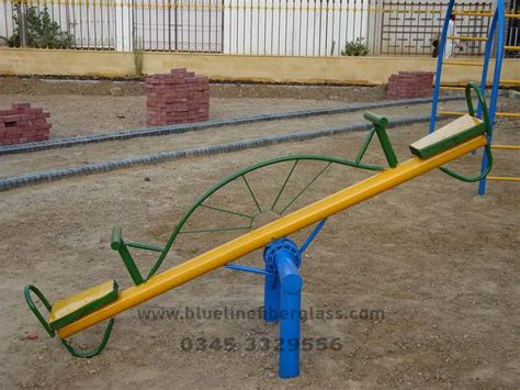 swings and slides for kids blue line fiberglass playground equipments swing slides