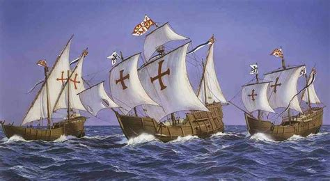 facts about christopher columbus boats early european explorations of america great river arts
