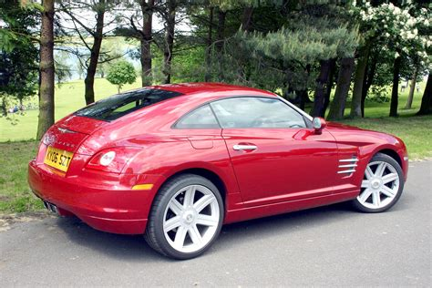 chrysler crossfire coupe chrysler crossfire coup 233 review 2003 2008 parkers