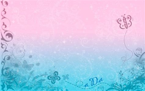 background themes for tarpaulin pink n blue by nimha on deviantart