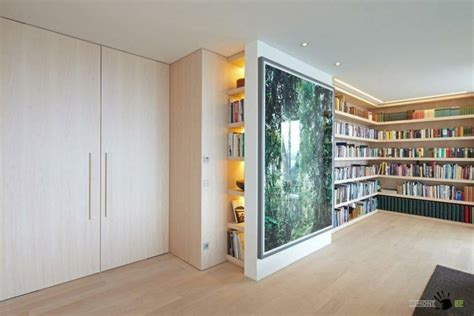 libreria de luces biblioteca con luces led librer 237 as luz led