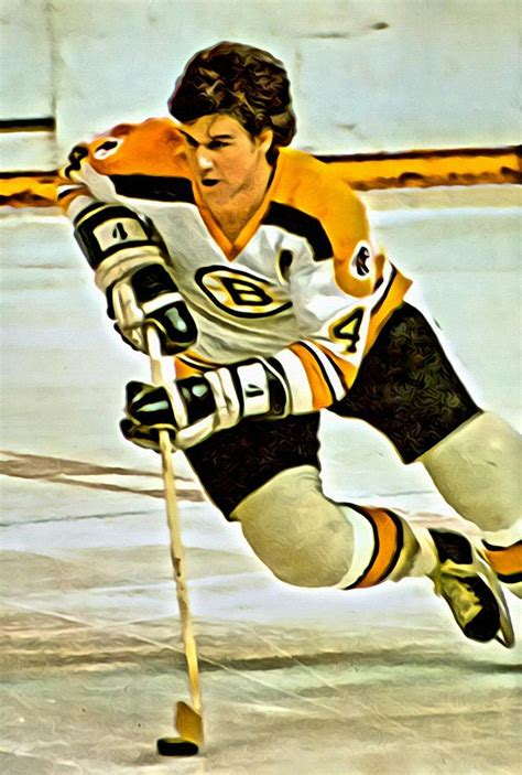 Home Decor Canvas Prints by Bobby Orr Painting By Florian Rodarte