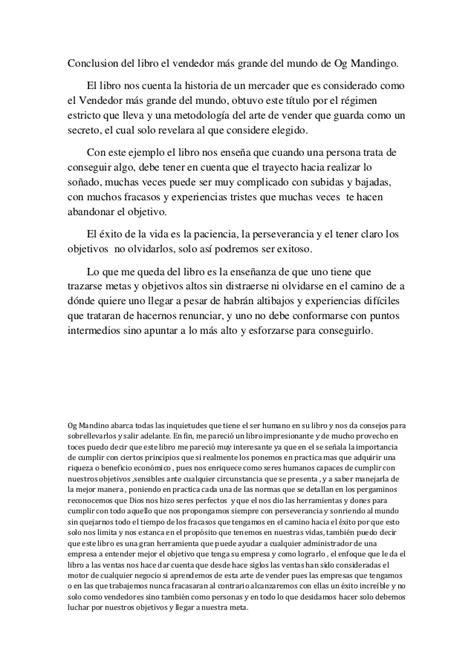 libro el vendedor de tiempo analisis del capitulo 1 al 3 del libro el vendedor mas grande del mun