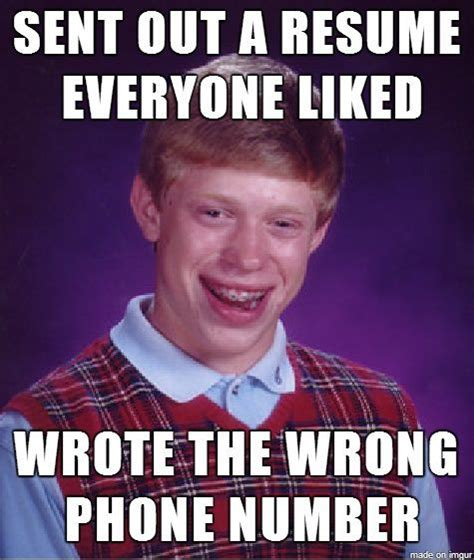 Bad News Brian Meme - 124 best images about bad luck brian on pinterest funny
