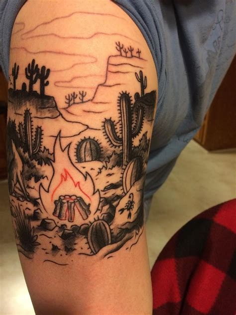double deuce tattoo cfires deserts and