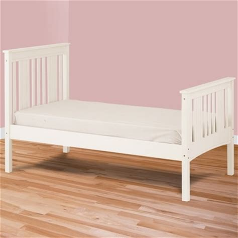 twin bed base base c twin bed white 2151 1 by canwood kids beds at