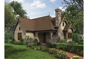 Tiny English Cottage House Plans by Eplans English Cottage House Plan Storybook Cottage