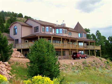 bed and breakfast in colorado whispering pines bed and breakfast and vacation home