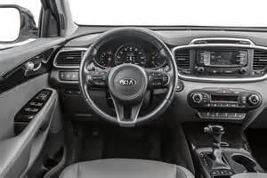 Kia Sorento Lx Vs Ex 2016 Kia Sorento Test Review Motor Trend
