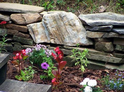 flower beds with rocks 301 moved permanently