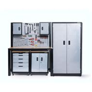 Warrior Garage Storage Nz Garage Cabinets Available From Bunnings Warehouse